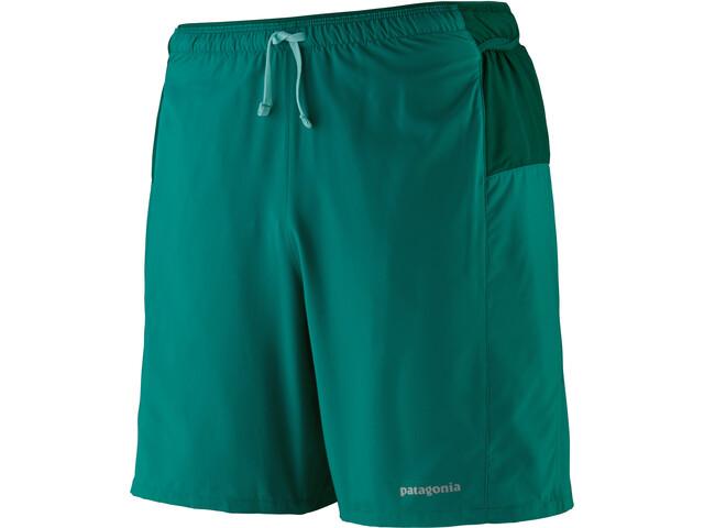 """Patagonia Strider Pro Shorts 7"""" Men, verde"""